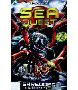Sea Quest: Shredder the Spider Droid