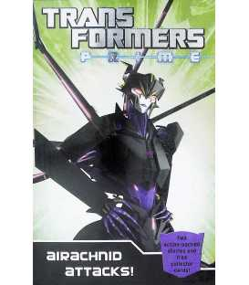 Transformers Prime: Airachnid Attacks!