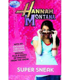 Disney Hannah Montana Super Sneak