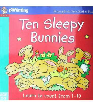 Ten Sleepy Bunnies