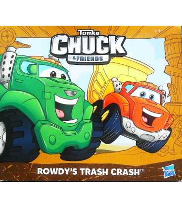 Tonka Chuck & Friends - Rowdy's Trash Crash