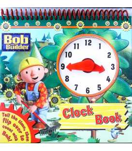 Bob the Builder Clock Book