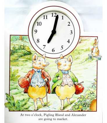 What Time Is It Peter Rabbit? Inside Page 1