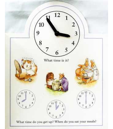 What Time Is It Peter Rabbit? Inside Page 2