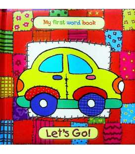 My First Word Book Let's Go