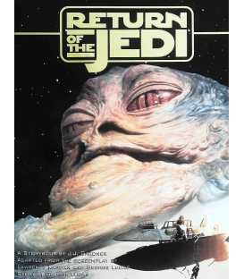 Star Wars: Return of the Jedi: Movie Storybook