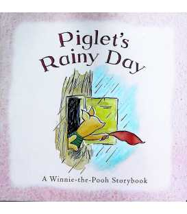 Piglet's Rainy Day (Winnie the Pooh Storybook)
