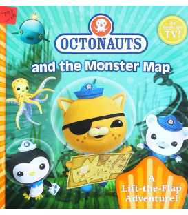 Octonauts Monster Map