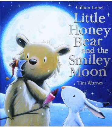 Little Honey Bear and the Smiley Moon