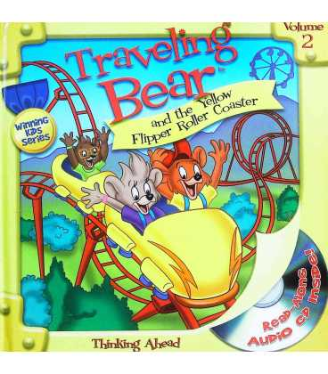 Traveling Bear and the Yellow Flipper Roller Coaster