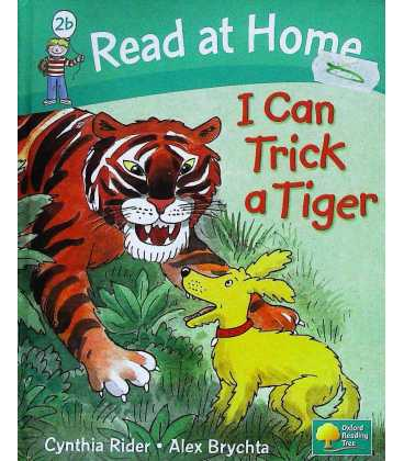Read at Home: I Can Trick A Tiger, Level 2B