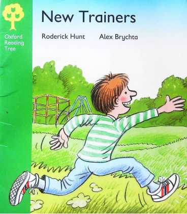 Oxford Reading Tree: Stage 2: Storybooks: New Trainers (Oxford Reading Tree)