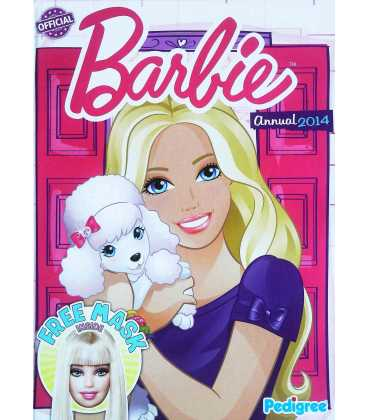 Barbie Annual 2014