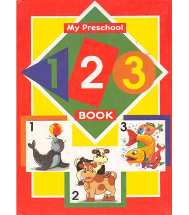 My Preschool Book: 123