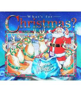 What's for Christmas Envelope Book