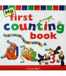 My First Counting Book (My First Book Of...)