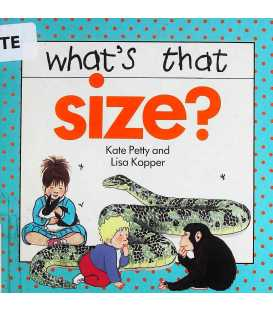 What's That Size?