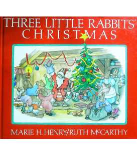 Three Little Rabbits' Christmas
