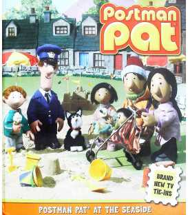 Postman Pat at The Seaside