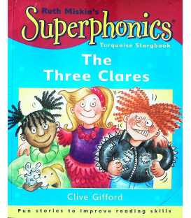 Turquoise Storybook: The Three Clares