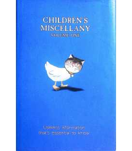 Children's Miscellany Volume 1 (Useless Information That's Essential to Know!)