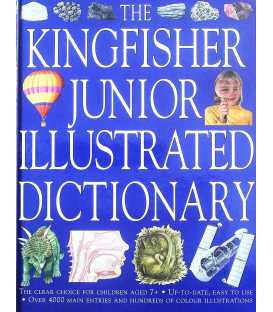 Kingfisher Junior Illustrated Dictionary