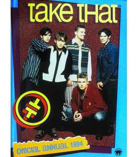 Take That Official Annual 1994