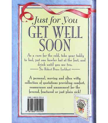 Get Well Soon Back Cover