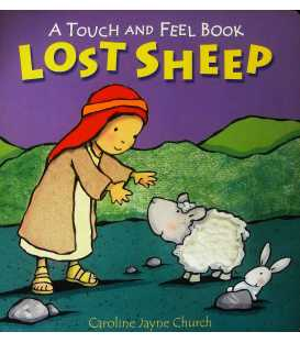 Lost Sheep: A Touch and Feel Book