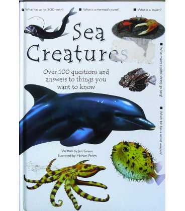 Sea Creatures: Over 100 Questions and Answers to Things You Want to Know