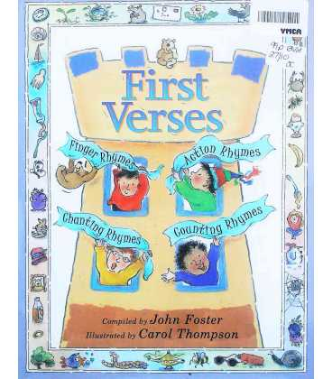 First Verses: Finger Rhymes, Action Rhymes, Counting Rhymes, Chanting Rhymes