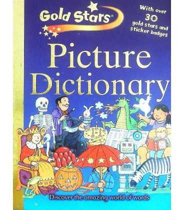 Gold Stars Picture Dictionary