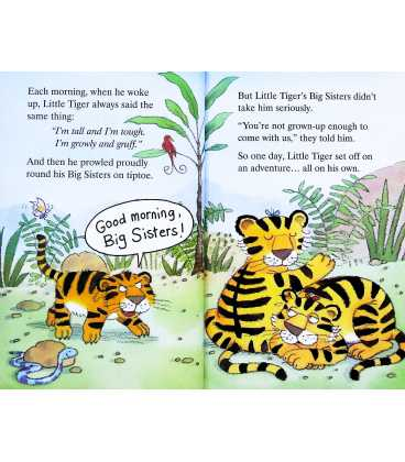 Bold Little Tiger (Little Stories) Inside Page 1
