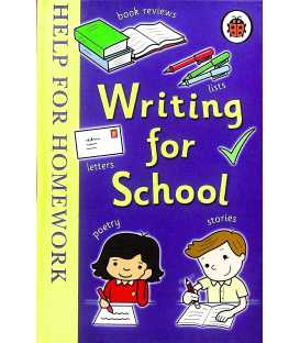 Help For Homework Writing For School
