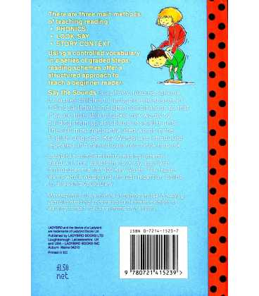 Rocket to the Jungle (Say the Sounds Phonics Reading Scheme : Book 1) Back Cover