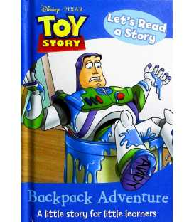 Lets Read a Story Backpack Adventure (Disney Pixar Toy Story)