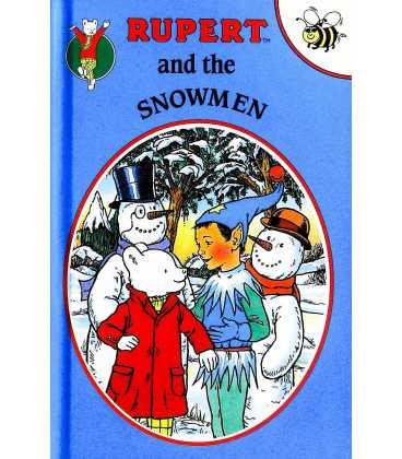 Rupert and the Snowmen (Rupert Buzz Book 9)