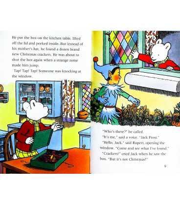 Rupert and the Snowmen (Rupert Buzz Book 9) Inside Page 1