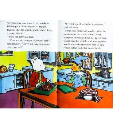 Rupert and the Snowmen (Rupert Buzz Book 9) Inside Page 2