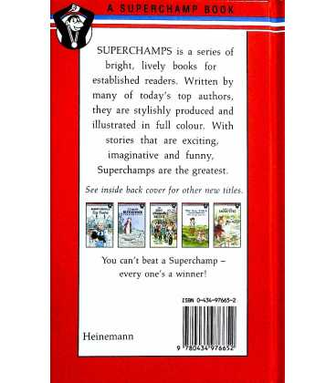 All the Kings and Queens  (Superchamp Book) Back Cover