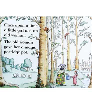 The Magic Porridge Pot (Read it Yourself : Level 1) Inside Page 2