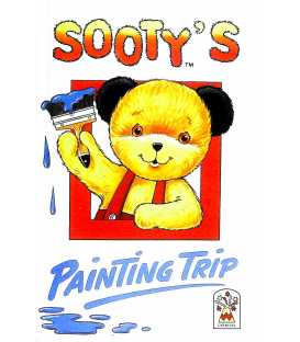 Sooty's Painting Trip