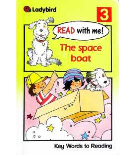 The Space Boat (Book 3 : Read With Me!)