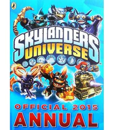 Skylanders Official Annual 2015
