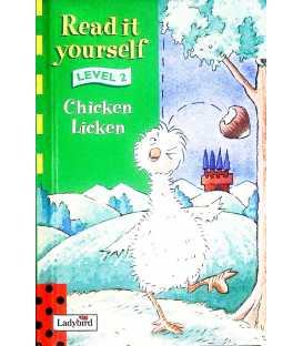 Chicken Licken (Read it Yourself : Level 2)