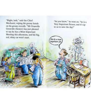 Helpful Little Mechanic (Little Stories) Inside Page 1