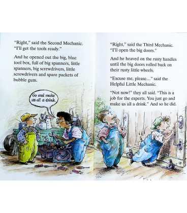 Helpful Little Mechanic (Little Stories) Inside Page 2