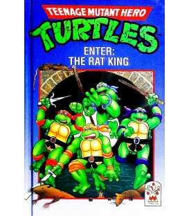 Enter : The Rat King (Teenage Mutant Hero Turtles)