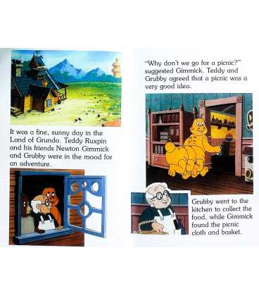 Fun at the Fair (The World of Teddy Ruxpin) Inside Page 1