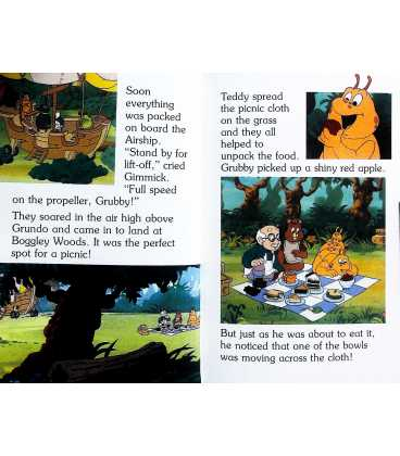 Fun at the Fair (The World of Teddy Ruxpin) Inside Page 2